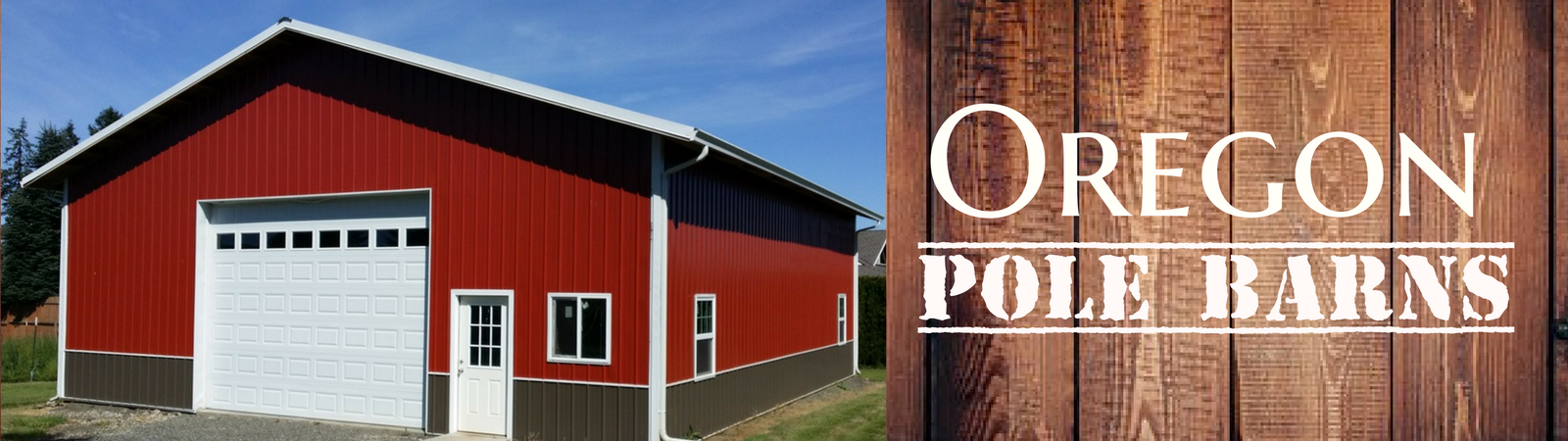 pole plans barn barns the home living oregon quarters kits with denali pros apartment rustic products