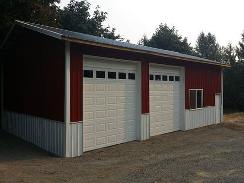 one is oregon which barns vs metal pole blog the barn buildings kits best